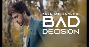 Bad Decision Lyrics