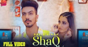 Shaq Lyrics - David Singh