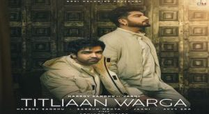 Titliyan Warga Lyrics