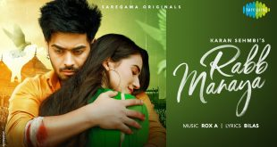Rabb Manaya Lyrics