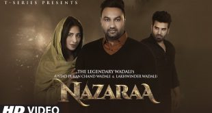 Nazaraa Lyrics